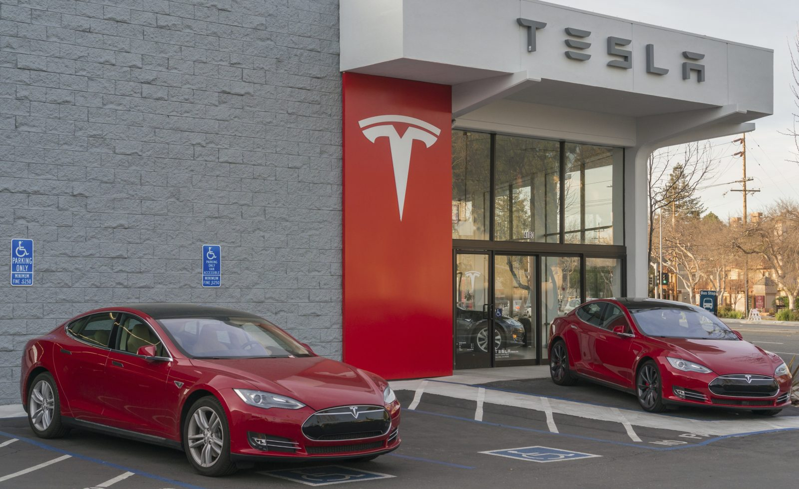 Tesla Inc NASDAQ: TSLA