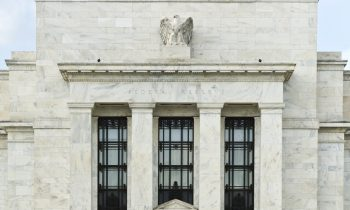 US Federal Reserve Board Building in Washington