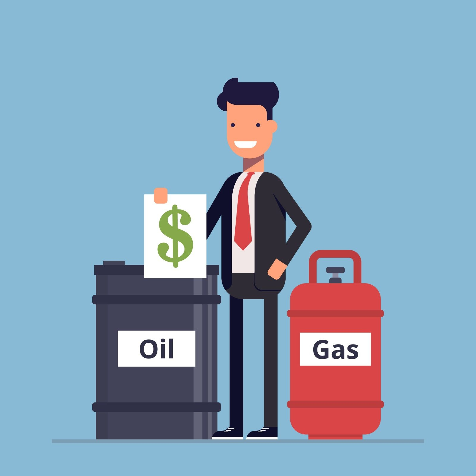 Natural Gas and Crude Oil