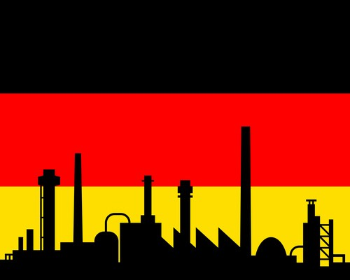 German Industry Output