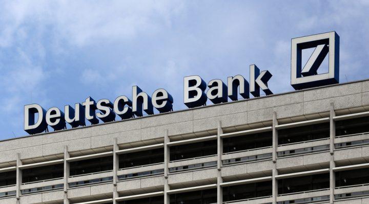 Deutsche Bank AG ETR: DBK