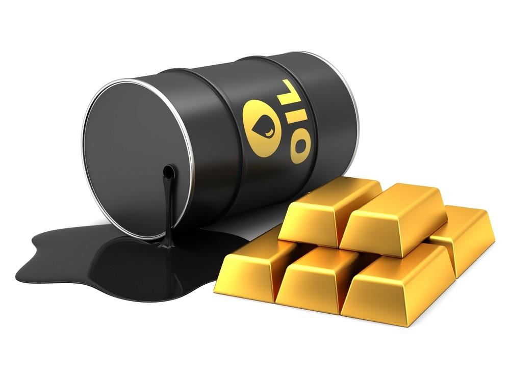 Oil, Gold
