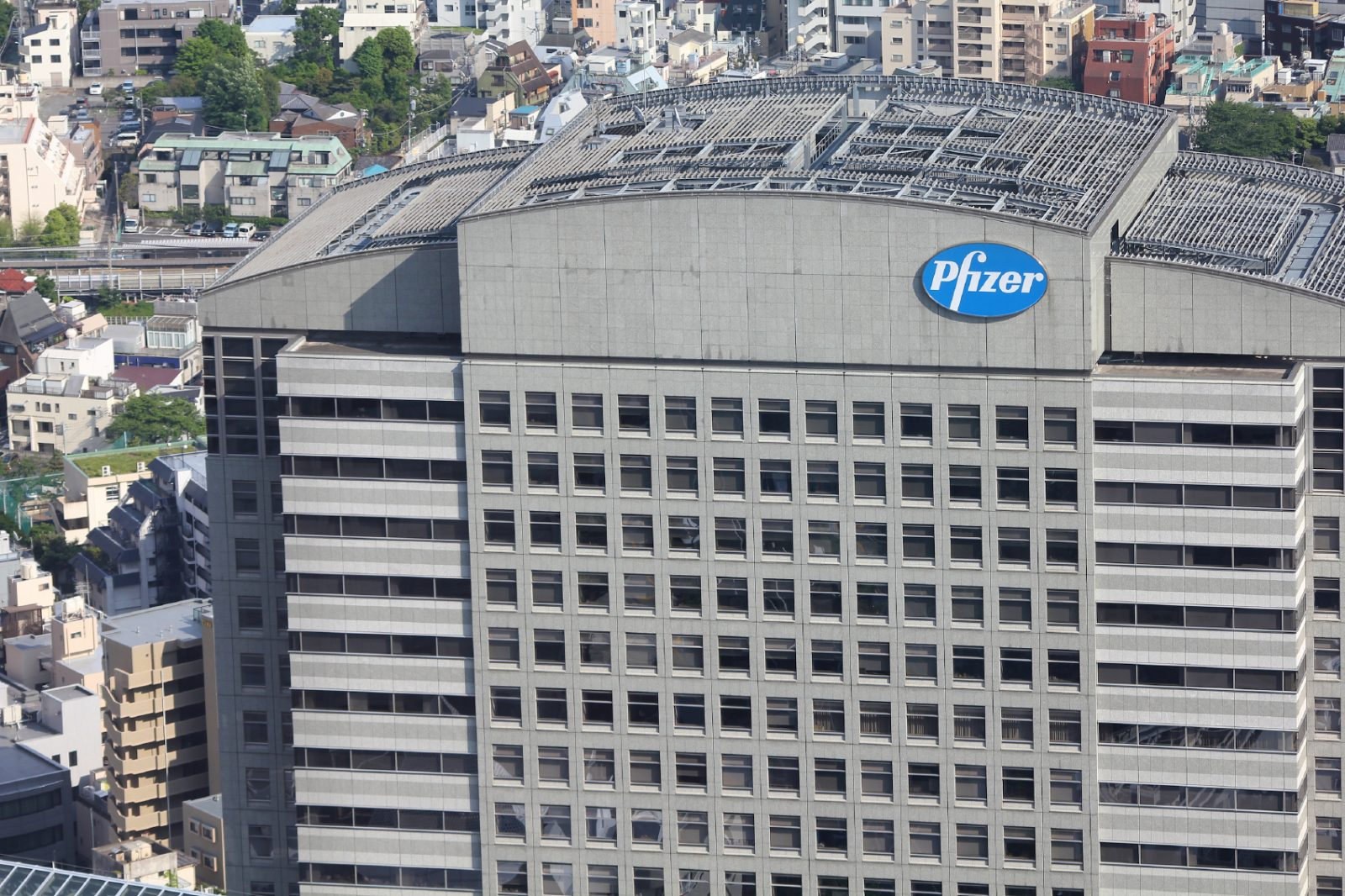 Pfizer Headquarters