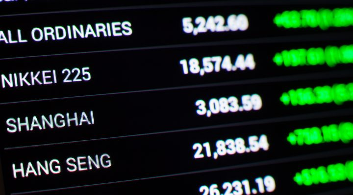 Asian Stocks