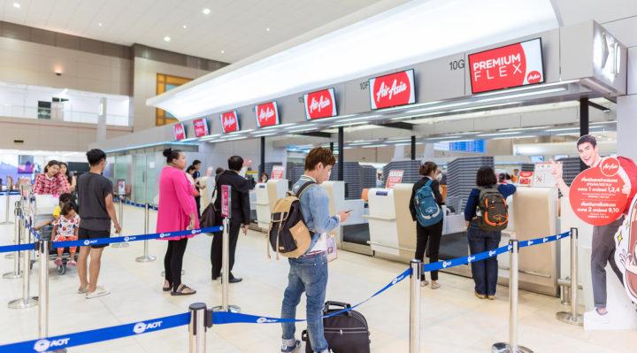Forex thailand airport